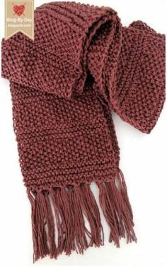 Ideas For Knitting Patterns Scarf Scarves Beautiful Knitting & ideen für strickmuster schal schals schönes stricken & idées pour les modèles de tricot écharpe écharpes beau tricot Diy Knitting Scarf, Loom Knitting, Crochet Shawl, Knitting Stitches, Knitting Patterns Free, Knit Patterns, Knit Crochet, Free Knitting, Knitting Machine