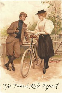 March Edition of The Tweed Ride Report 2015