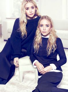 Mary Kate and Ashley Olsen are the ULTIMATE lady bosses -- get more career advice from billion-dollar business women! Mary Kate Ashley, Mary Kate Olsen, Ashley Olsen, Business Advice, Career Advice, Business Leaders, Business Ideas For Women Startups, Career Choices, Career Success