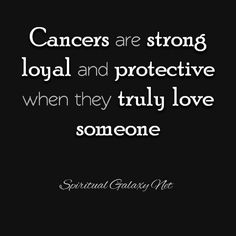 My Cancer Soul mate is all the above~the key is that they TRULY love you!