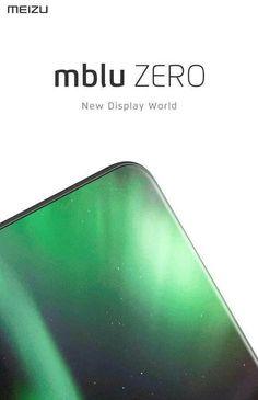 Meizu mblu Zero: Auch Meizu arbeitet an randlosem Smartphone
