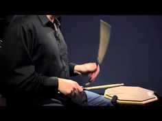 Developing Paradiddle Speed - Free Drum Lessons - YouTube