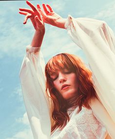 Florence Welch- what the water gave me