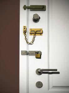 Security Door Locks For Apartments Frontdoor Seguridad En El