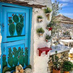 Syros, Greece ... by@turigal    #Syros#Greece