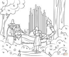 28 Ideas De Mago De Oz Mago De Oz Mago Cuentos En 3d