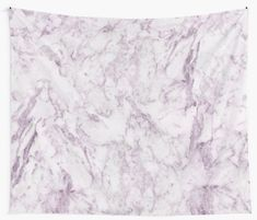A elegant modern vintage white lilac violet marble. A trendy modern design on white background.Get this unique marble design pattern for her or anyone on any occasion. The perfect gift idea. Marble Tapestry, Wall Tapestry, Dorm Walls, Thing 1, Marble Wall, Tapestry Design, Textile Prints, Vivid Colors, Lilac