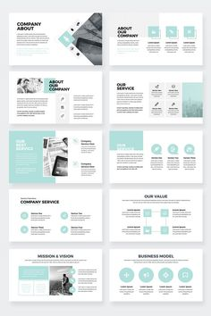 Dead End Company Pro Clean Business PowerPoint Presentation Template - Keynote - Ideas of Keynote Layout Design, Ppt Design, Slide Design, Branding Design, Map Layout, Company Presentation, Business Powerpoint Presentation, Presentation Layout, Marketing Presentation