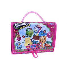 Shopkins Toy Carry Case Figure Storage Organization Review