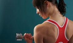 Weight lifting -- it's not just for men! Here's why you should do a bit more, or start if you don't!