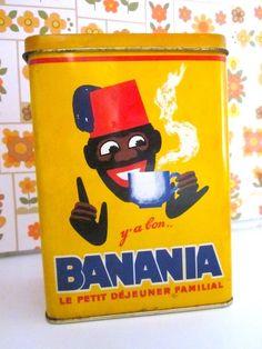 Banania Tin, Pomme de Jour