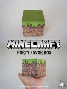 Discover recipes, home ideas, style inspiration and other ideas to try. Minecraft Party Bags, Bolo Minecraft, Minecraft Party Decorations, Minecraft Birthday Party, Minecraft Houses, Minecraft Bedroom, Minecraft Crafts, Minecraft Furniture, Minecraft Skins
