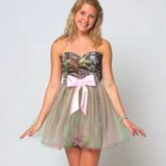 Short Camo Dresses for Homecoming and Prom Camouflage Prom Wedding Homecoming Formals Camo Formal Dresses, Camo Wedding Dresses, Pretty Prom Dresses, Sweet 16 Dresses, Mothers Dresses, Homecoming Dresses, Cute Dresses, Bridesmaid Dresses, Bridesmaids