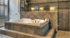 Art Harding Construction to Remodel and To Renovate a House: Awesome Bath Tub With Granite Tile Stunning Art Harding Construction ~ buymyshitpile.com Ideas Inspiration