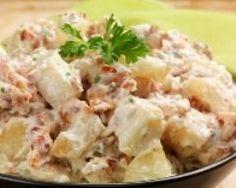 Salade Piémontaise facile (rapide) - Une recette CuisineAZ