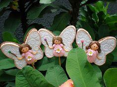 fairy cookie by gc.cookies, via Flickr