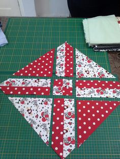 Bloco de patchwork