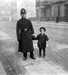A London police officer, 1926