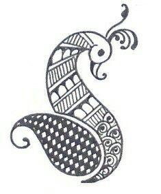 33 Ideas doodle art tattoo paisley for 2019 Mehandhi Designs, Mehndi Art Designs, Bridal Mehndi Designs, Simple Mehndi Designs, Rangoli Designs, Mehndi Design Pictures, Mehndi Images, Henna Art, Henna Mehndi
