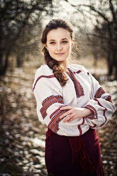 Beautiful Carpathian girl, W Ukraine, from Iryna with love