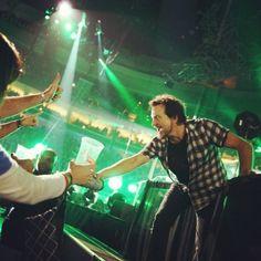 Take a bottle, take it down, pass it around. - Crazy Mary / Eddie Vedder