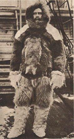 Momentos que han dejado marca: Robert Peary fue un explorador estadounidense que reivindicó haber sido la primera persona en llegar al Polo Norte, el 6 de abril de 1909.