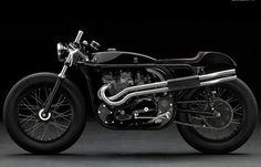 Triton CP Project.  Norton & Triumph