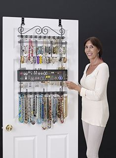 25 Ingenious Jewelry Organization Ideas | The Happy Housie