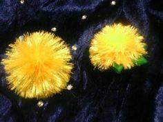 Fabric Flower Tutorial, Fabric Flowers, Diy Wedding Ring, Baby Hair Bands, Flower Video, Kanzashi Flowers, Ribbon Work, Crystal Wedding, Ribbon Embroidery