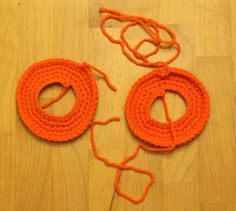 How to Crochet a Stacking Ring Toy - Part 1 (Free Pattern) | Too Much Love