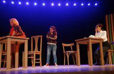 """Comenzó un nuevo ciclo de teatro de """"Aplausos para la inclusión"""". Fue esta mañana en Lomas de Zamora. La obra """"Yo no sé"""" promueve la reflexión desde una mirada puesta en los derechos, la perspectiva de género y las discriminaciones."""