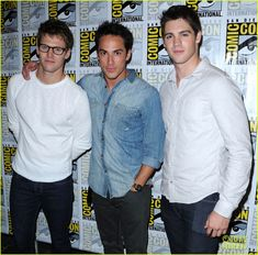 'Vampire Diaries' Cast: Comic-Con Panel!