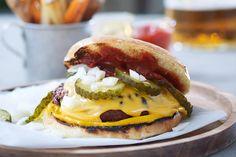 Diner hamburger - REMA 1000