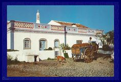 Portugal, Algarve, Moorish, Portuguese, Old Photos, Vintage Posters, Taj Mahal, Traditional, Mansions