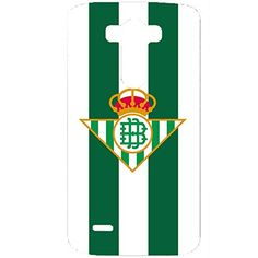 Real Betis FC Phone Case Classical Bright La Liga Teame Logo 3D R.Betis Hard Plastic Cover Case for LG G3