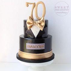 23 Best Ideas for birthday cake men dads Birthday Cakes For Men, 70th Birthday Parties, Cakes For Boys, Man Birthday, Dad Cake, 50th Cake, Gorgeous Cakes, Amazing Cakes, Fondant Cakes