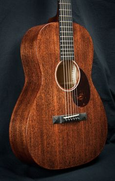 Santa Cruz 1929-00 All Mahogany Acoustic Guitar #641 Classic Depression-Era Styling in a Gorgeous Boutique Acoustic