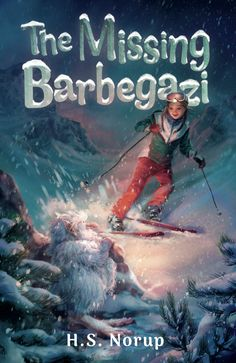 Ask an author: H. Norup talks about The Missing Barbegazi - Story Snug guest posts Kids Reading Books, Kids Story Books, Writing A Book, Great Books, My Books, Book Launch, First Novel, Friends Show, Children's Book Illustration