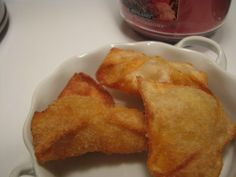 Buffalo Chicken Wontons- Paula Deen's recipe