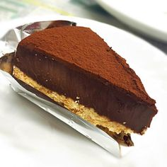 職場に持って行きました( ^ω^ )❤︎ - 107件のもぐもぐ - 生チョコレートケーキ♡♡ by momomi126