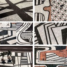 Just one more. The sidewalks of Copacabana. Roberto Burle Marx. #artinstreetscape#designerseyes#communityart#artistshands#pinterest
