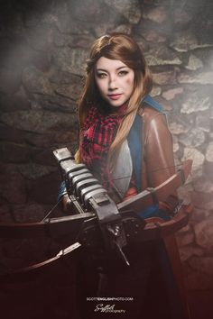 One Cosplayer Makes Three Gorgeous Dragon Age Inquisition Costumes