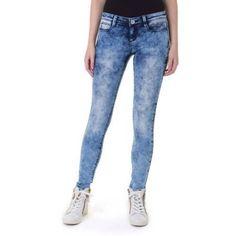J Jeans by Jordache Juniors Skinny Jeans, Size: 1, Gray