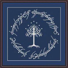 Hobbit Cross Stitch Pattern   Craftsy