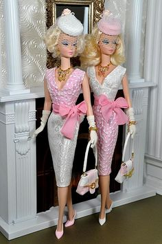 https://flic.kr/p/744THp | 51. Set of matching outfits 'Candy Twins'
