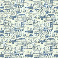 Domestic Sluttery: Wallpaper Wednesday: Sanderson St Ives