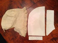 Sew 18th Century: Cap It with a Lappet