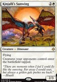 MTG Magic The Gathering Carnage Tyrant Ixalan HP