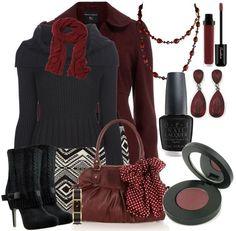 Marsala Mania  https://www.roseinthewind.com/moda-shopping/moda-2015-colore-tendenza-marsala