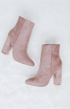 Luca + Grae Rose High Ankle Booties
